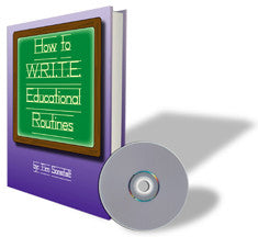 How to W.R.I.T.E. Educational Routines E-Book & Audio