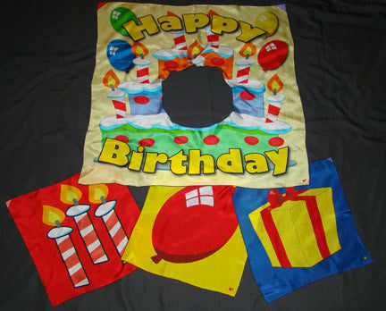 Birthday Party Blendo -