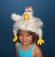 Chicken Hat -