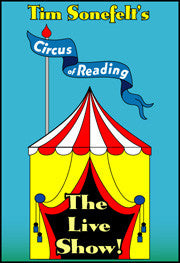 Circus of Reading Show DVD -