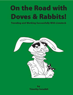 On The Road with Doves & Rabbits - E-book -