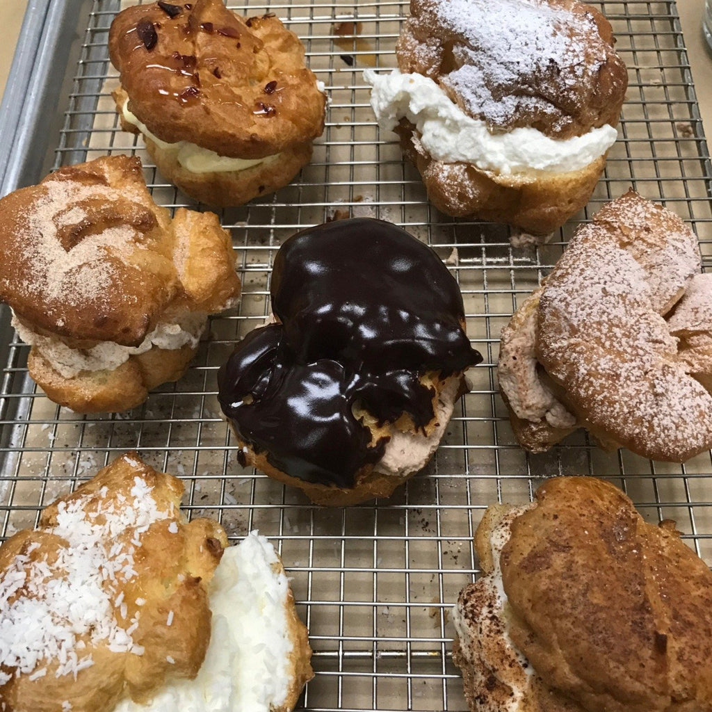 Baker's Choice Sampler - Cream Puff Dozen Mini