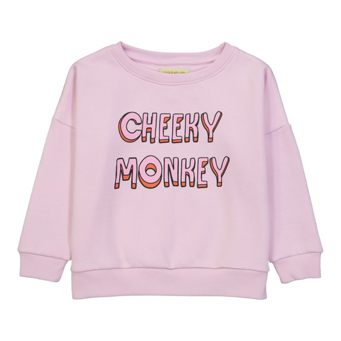 Sweatshirt oversize Eekhoorn Chest