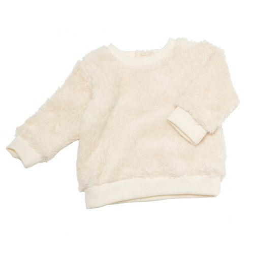 Loup Collection : Sweat MOMOU - Sweatshirt enfant unisexe