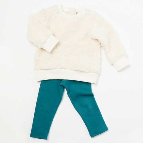 Loup Collection : Leggings BLUO - Pantalon enfant unisex