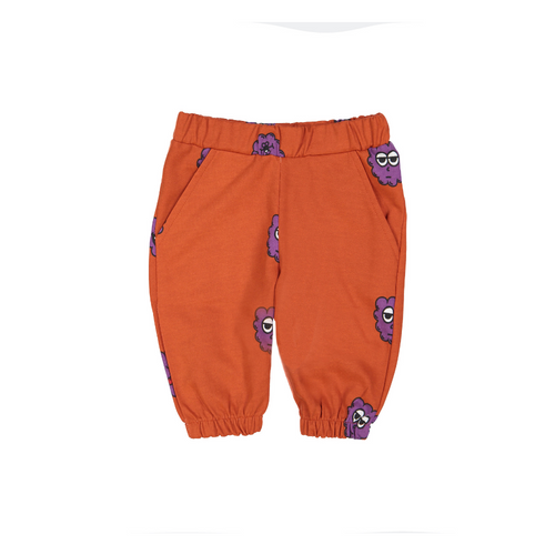 hugo loves tiki knee sweat shorts purple raspberry