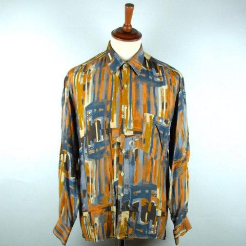 1970's Pierre Balmain Shirt, Made in Italy