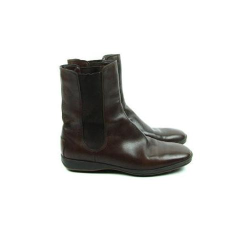 Brown Chelsea Boot by Tod's, High End Boots, Excellent Condition