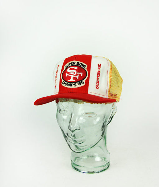 San Francisco 49ers Snapback Cap, Excellent Condition - Desert Moss