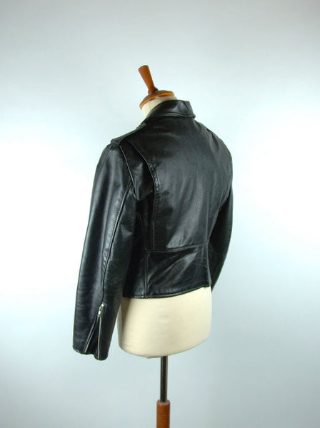 Vintage Brooks Motorcycle Jacket, Size 38 - Desert Moss