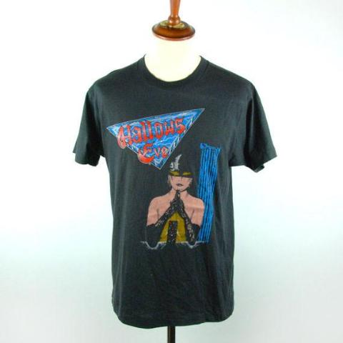Hallows Eve 1988 Tour T-Shirt, MONUMENT Brothers of the Mighty Decibel - Desert Moss