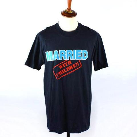 1987 Married With Children T-Shirt - Desert Moss
