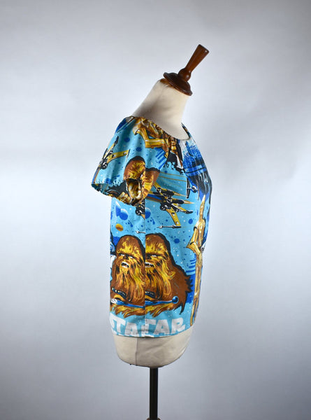 Star Wars Blouse! One of a Kind!