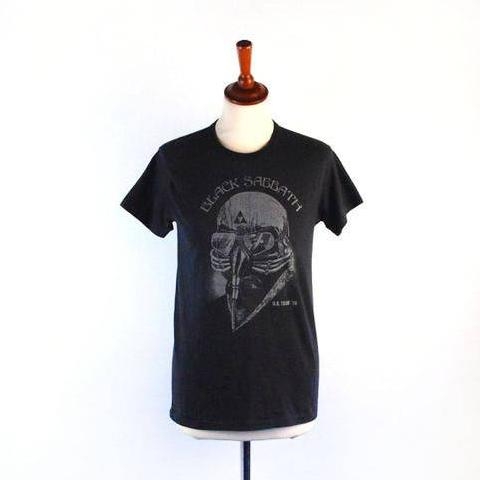 ORIGINAL Black Sabbath 1978 US Tour T-Shirt, PERFECT Condition, Size Medium, 50/50 Polyester/Cotton Blend