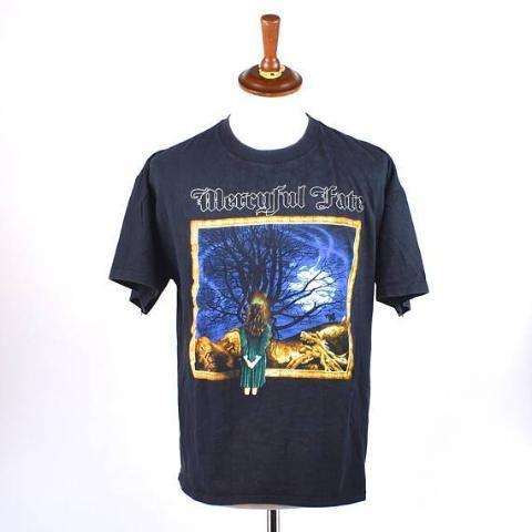 RARE 1993 Mercyful Fate Tour T-Shirt, Size XL