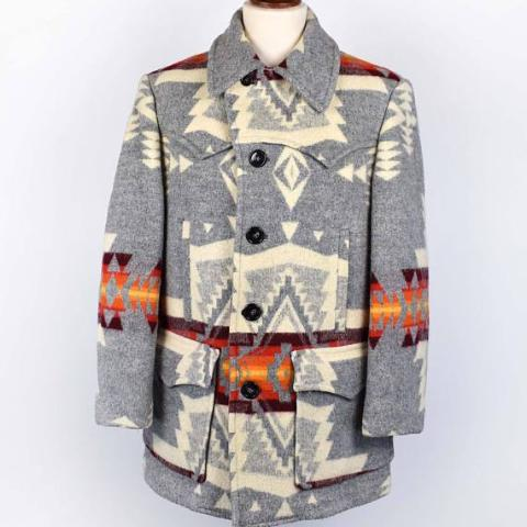 1970's Pendleton Chief Joseph Heritage Jacket // Pendleton High Grade Western Wear Jacket