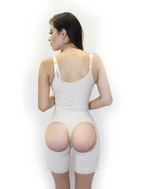 *PRE-SALE* NUDE All-in-One Full Body Shaper & Butt Lifter