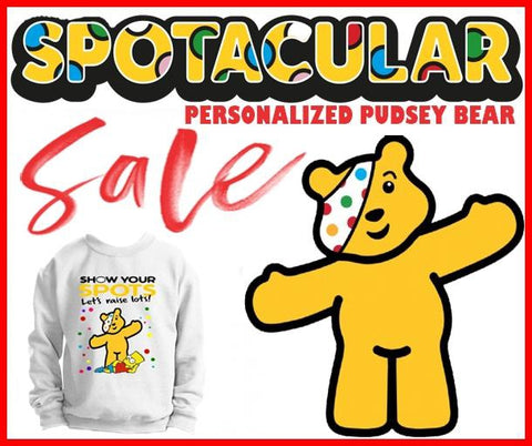 PUDSEY BEAR SHOP