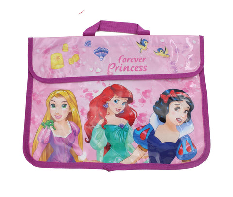 "Official Disney Princess ""Forever Princesses"" Character School Book Bag-World of Hosiery-Daataadirect.co.uk"