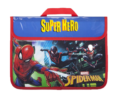 "Official Marvel Ultimate ""Spider-Man"" Character School Book Bag-World of Hosiery-Daataadirect.co.uk"