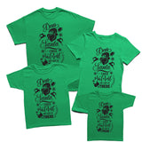 Christmas Check Pinterest Family Matching T-Shirts-Gildan-Daataadirect.co.uk