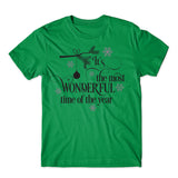 It's the Most Wonderful The Christmas T-Shirt-Gildan-Daataadirect.co.uk