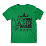 Warm winter wishes The Christmas T-Shirt-Gildan-Daataadirect.co.uk