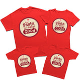 Dear Sanat I Have Good Christmas T-Shirt-Gildan-Daataadirect.co.uk