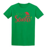 Dear Santa He Did It Christmas T-Shirt-Gildan-Daataadirect.co.uk