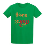 Home is where you Christmas T-Shirt-Gildan-Daataadirect.co.uk