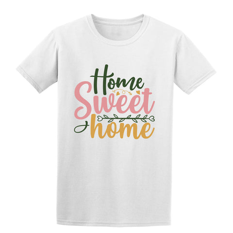Home sweet home Christmas T-Shirt-Gildan-Daataadirect.co.uk