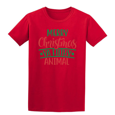 Merry Christmas Santa ELF T-Shirt-Gildan-Daataadirect.co.uk