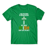 St Patrick'S Day Shake Your Shamrocks Irish Hurt T-Shirt-Gildan-Daataadirect.co.uk