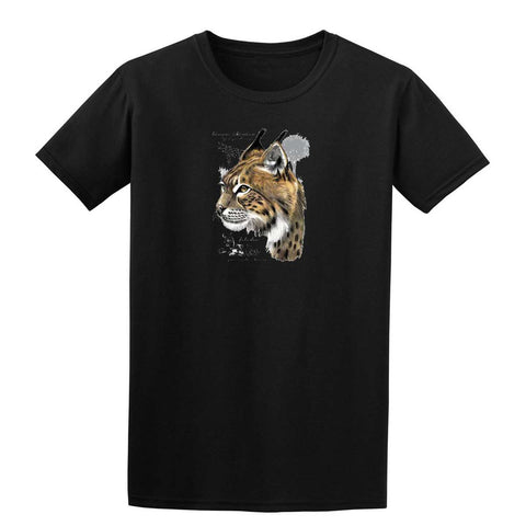 CARA LINCE Mens T-Shirt-Gildan-Daataadirect.co.uk