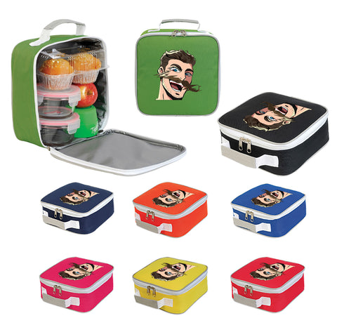 Crayator Sandwich Lunchbox Bag Australian Youtuber Boy Girl Cooler Bag Gift-Shugon-Daataadirect.co.uk