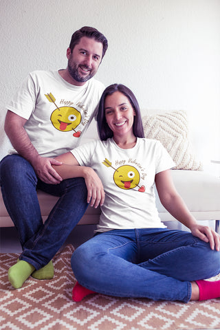 Amazing Valentines Day 2020 T-Shirt-Gildan-Daataadirect.co.uk