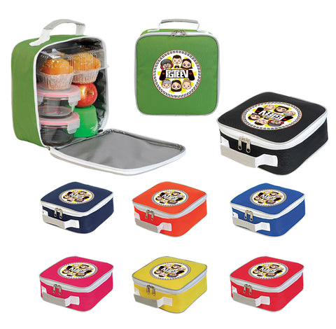 GURKEY FUNnel Vision FGTeeV Sandwich Lunchbox Bag Family Boy Girl Cooler Bag-Shugon-Daataadirect.co.uk