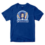 Funneh Logo Kids T Shirt Gaming YouTuber Cartoon T-Shirt-Gildan-Daataadirect.co.uk