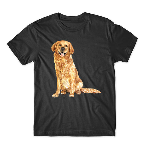 The Cute Puppies and Dogs Funny Logos T-Shirt-Gildan-Daataadirect.co.uk