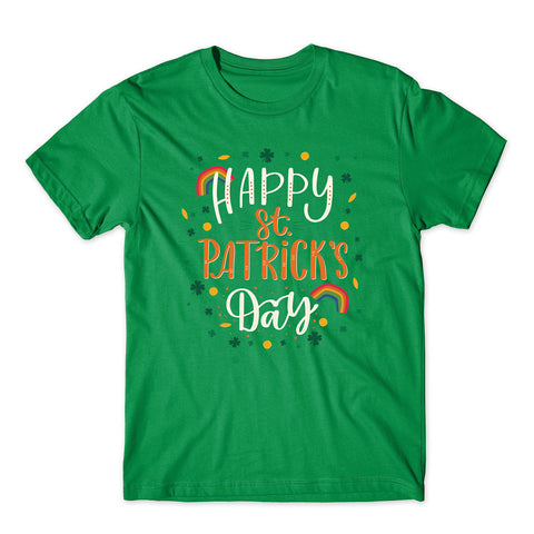 Happy St Patrick Day Event Celebration 2020 T-Shirt-Gildan-Daataadirect.co.uk