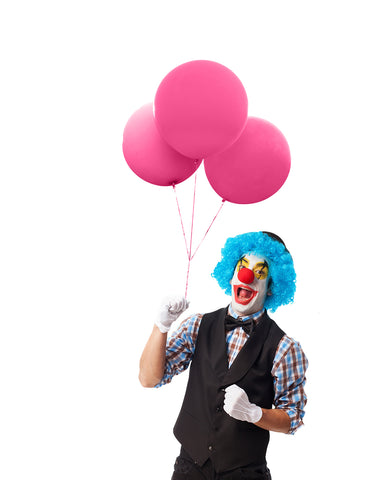 36 Inches Balloons Single Quantity Matt Latex Multi Colours-Puppy Kitty Balloons-Daataadirect.co.uk