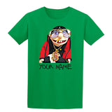 Jeffy Gangster Personalised Kids T-shirt-Gildan-Daataadirect.co.uk