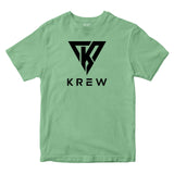 Krew American Youtuber Kids T Shirt Youth Boys Girls Birthday Gift T-Shirt-Gildan-Daataadirect.co.uk