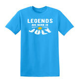 Legends Are Born In July Mens T-Shirt-Gildan-Daataadirect.co.uk