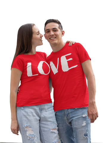Valentine's Day Romantic Love Gift T-Shirts-Gildan-Daataadirect.co.uk