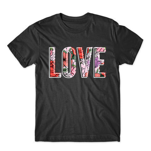 Valentine's Day Love T-Shirt-Gildan-Daataadirect.co.uk