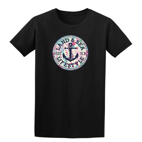 ORIGINAL ANCHOR Mens T-Shirt-Gildan-Daataadirect.co.uk