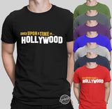 One Upon Time Hollywood Mens T Shirts-Gildan-Daataadirect.co.uk
