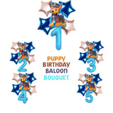 Chase Bouquet Balloons Party Supplies Balloons Birthday Party Decorations Kit-Puppy Kitty Balloons-Daataadirect.co.uk