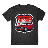 Muscle Cars Racing Cars T-Shirt-Gildan-Daataadirect.co.uk
